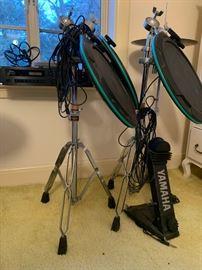 Yamaha PTX-8 Electric Drum Set