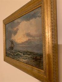 Detail, see Shipwreck...!