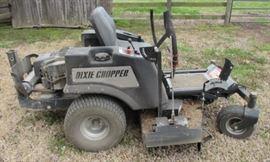"""2007 Dixie Chopper Zero Turn 50"""" Iron Eagle Mower w/Kohler Engine"""