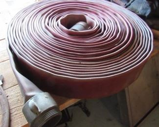 Fire Engine Water Hose