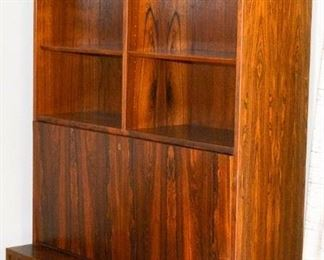 Bookcase Rosewood