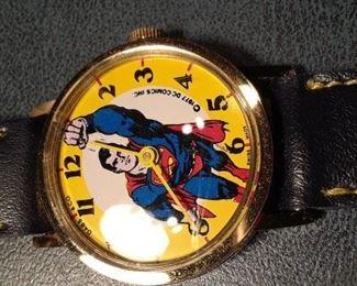 Superman watch