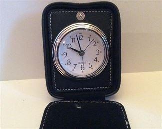 #105.        Quartz Table Clock      $25.