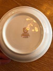 Noritake Grosvenor dinnerware