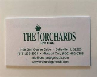 The Orchards Golf Club