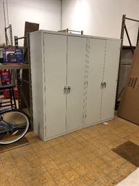 Storage Utility Cabinets