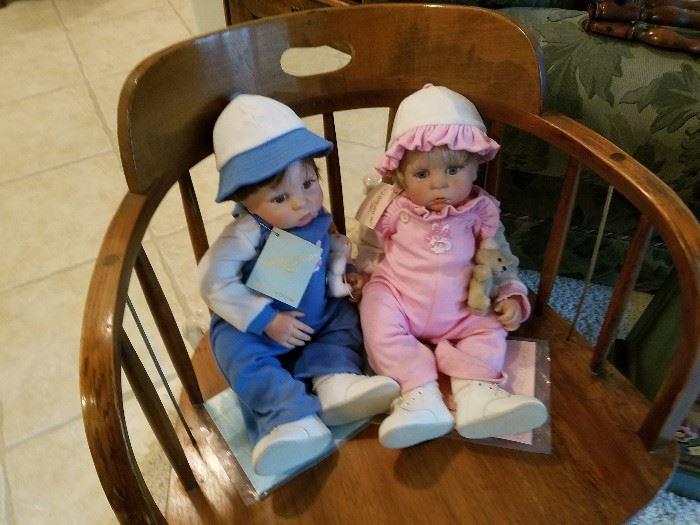 Vintage Gumdrop Dolls