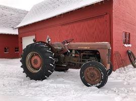 1958 Ferguson TO-35 Tractor