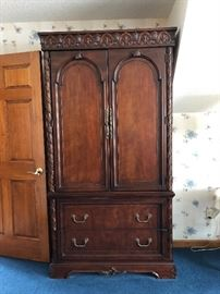 Beautiful chifforobe/ armoire/ wardrobe