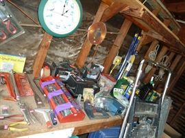 MORE TOOLS,ALL PRICED AND READY TO SELL