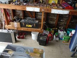 SOME MORE GARAGE STUFF