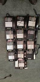 13pc NEC 124i 384ki Telephone System