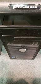 Lot of 3 Dell Optiplex 380 Desktop Computers Unk .....