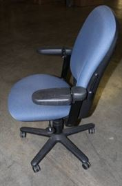 Blue Steelcase Drive Office Chairs 461 series