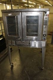 Blodgett Convection Oven Natural Gas Single Deck F ...