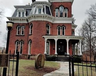 THE HOWER HOUSE MUSEUM