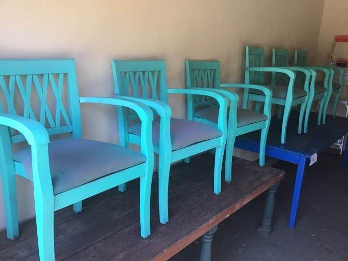 Aquaman Chairs