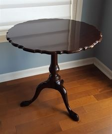 Stickley cherry table