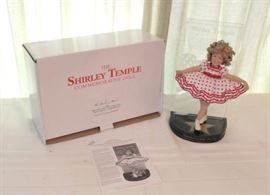 Shirley Temple Commemorative Doll