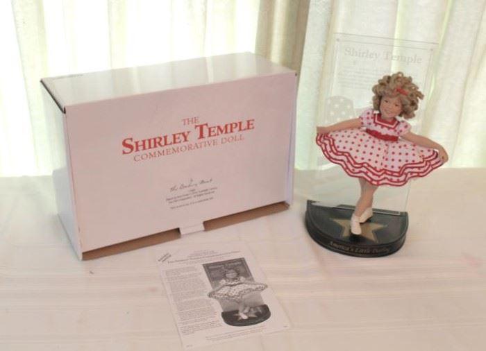 Shirley Temple Commemorative Doll