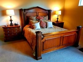 Master Bedroom Furnishings & Home Decor
