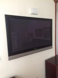 "50"" plasma television - Panasonic."