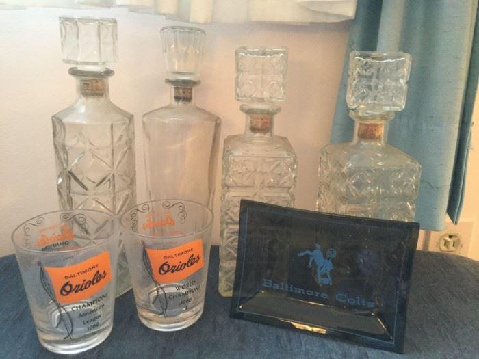 Colts and Orioles Vintage Glassware https://ctbids.com/#!/description/share/116799
