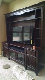 TV cabinet (TV not included)
