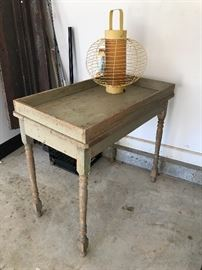 Vintage small desk