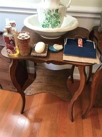 Nice antique side table