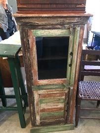 Another great primitive cabinet