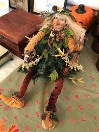 Mark Moore? fall figurine
