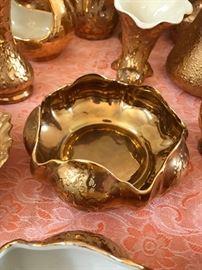 Weeping gold china