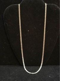 Italian 14k Gold Chain