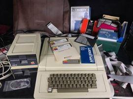 Apple ll Computer, Software  manuals