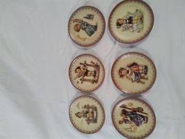 Hummel mini plates