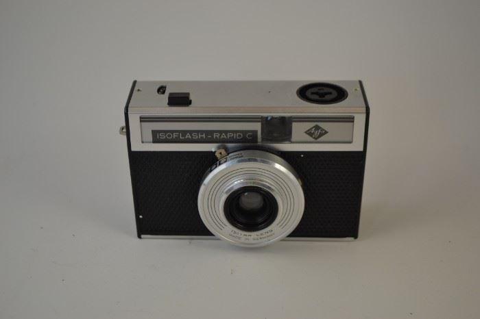 Vintage ISO Flash Camera