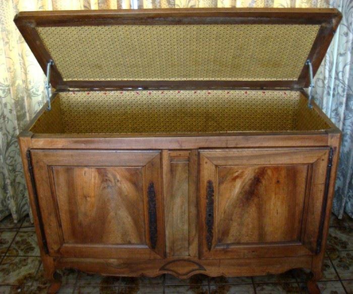 18th Century fruitwood buffet