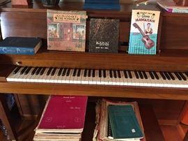 Kawai  Piano.