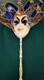 Venezia Handcrafted Mask