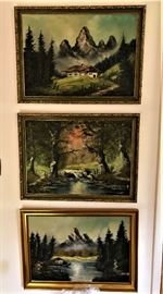 paintings from Europe