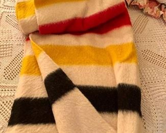 Wool English blanket