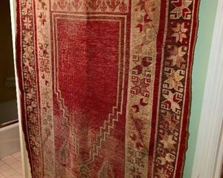 Old Persian wall hanging/rug