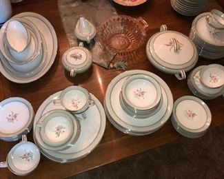Noritake china #5557 Clarabell