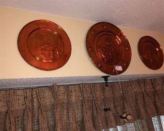 Denmark Tradesman copper plates