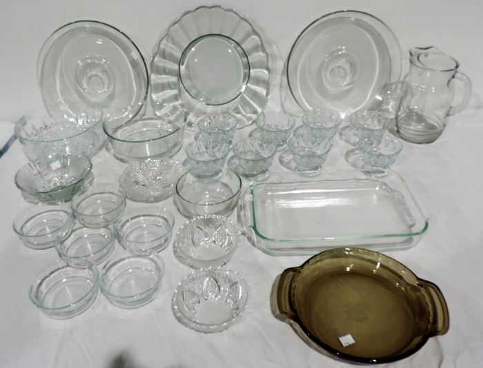 CRYSTAL KITCHEN LOT