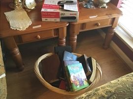 End tables - matching