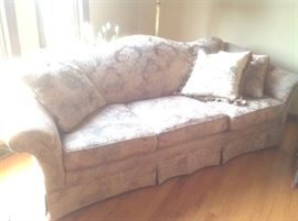 Print sofa