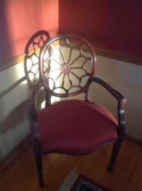 Spider style Vintage side chair from Tom's Price.