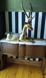 Brass Antelope, Entry Table